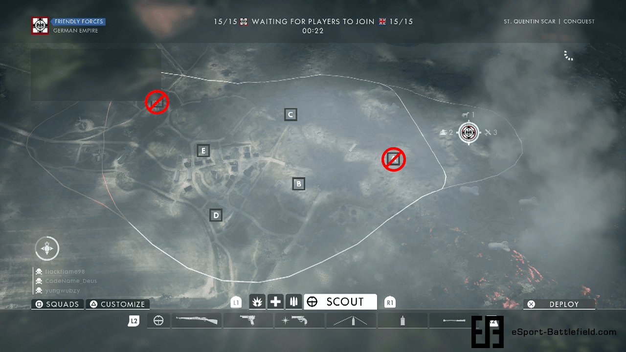 Bf1 conquest matchmaking failed