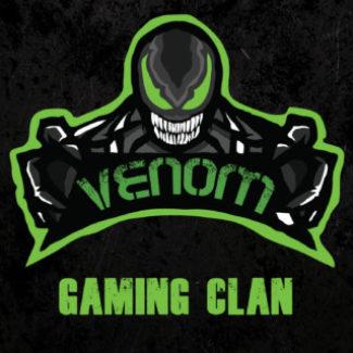 Logo du groupe Venom Gaming Clan